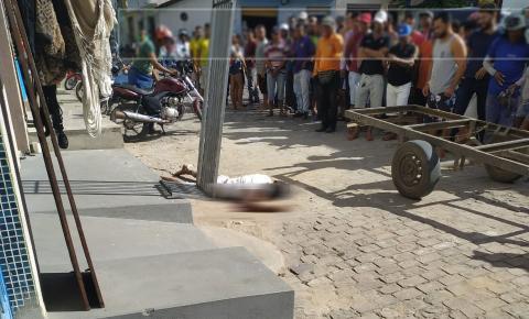Homem morre eletrocutado em Capim Grosso/Ba