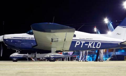 Avião que caiu com Gabriel Diniz só poderia fazer voos de instrução