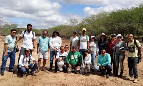 Sítio Axixá em Várzea do Poço, recebe Comitê Estadual da Reserva da Biosfera da Caatinga