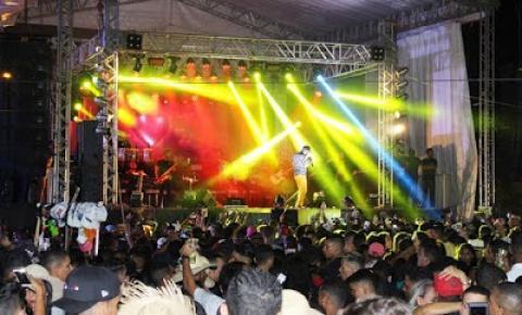 Ultima noite do Arraiá de Santo Antônio é realizado com sucesso e bate record de publico em Quixabeira