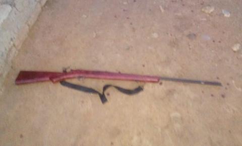 Garoto de 12 anos é baleado durante tentativa de homicídio em Cova do Anjo em Quixabeira