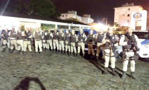 24ª CIPM realiza Operação Saturação intensa em Miguel Calmon, Saúde e jacobina