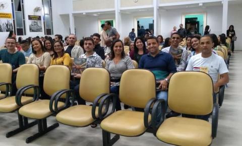 Membros da Primeira Igreja Batista de Serrolândia participam do Congresso Multiplique em Jacobina