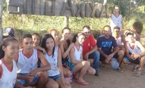 Sítio Axixá em Várzea do Poço recebe visita de alunos e técnicos na semana do Meio Ambiente