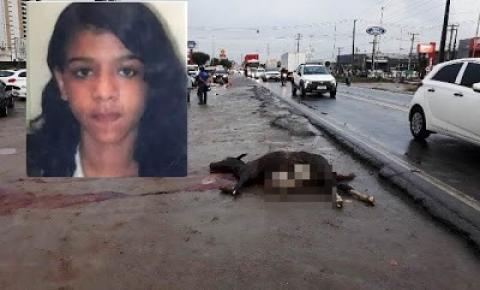 Garota de 16 anos morre em acidente provocado por animal na pista na Bahia