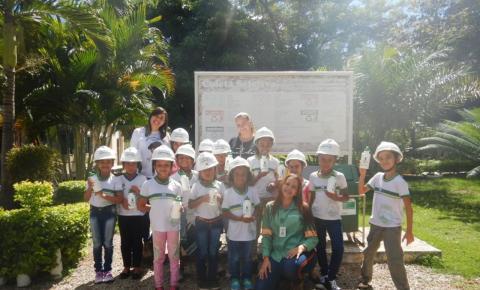 Jacobina Mineração encerra programação da Semana do Meio Ambiente com caminhada ecológica