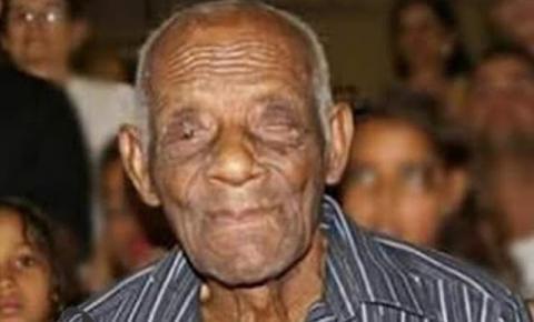 Morre aos 114 anos Inocêncio Dourado, um dos homens mais velhos do Brasil
