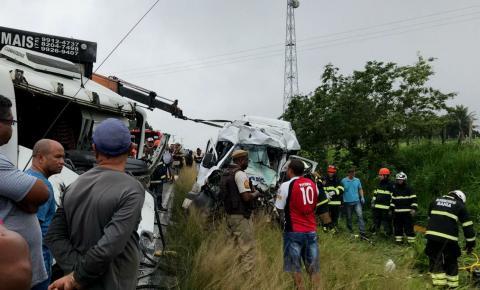Identificadas vítimas de acidente grave em rodovia na Bahia