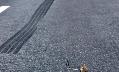 Adolescente morre após ser atropelado na BR 324, próximo a Itatiaia