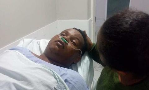 Entre a vida e a morte, paciente internado em Jacobina clama por vaga na regulação estadual