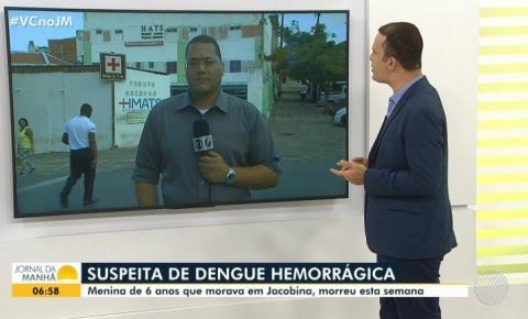 Avanço da dengue leva Prefeitura a decretar situação de emergência na saúde em Jacobina