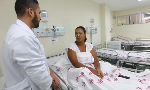 Ambulatório do Hospital da Mulher recebe  primeiras pacientes encaminhadas pelos municípios