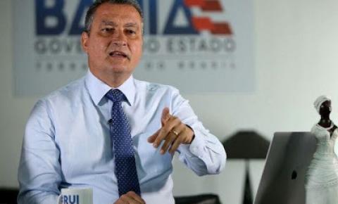 Em virtude da viagem para a Espanha, Governador Rui Costa muda data de visita no município de Várzea do Poço