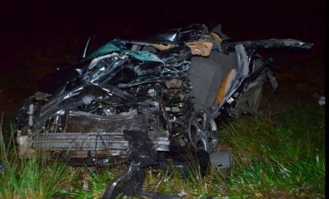 Tragédia na estrada: pai e quatro filhos que saíram de Miguel Calmon, morrem em acidente na BR-020