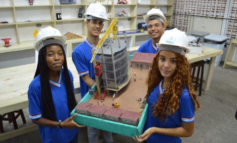 Estado abre mais de 20 mil vagas para cursos técnicos de nível médio