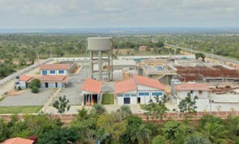 Obras de ampliação dos sistemas de abastecimento de água de Quixabeira, Mairi e Várzea do Poço estão em fase de conclusão