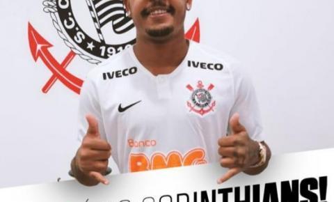 Filho de Quixabeirense é integrado ao elenco Sub 20 do Corinthians