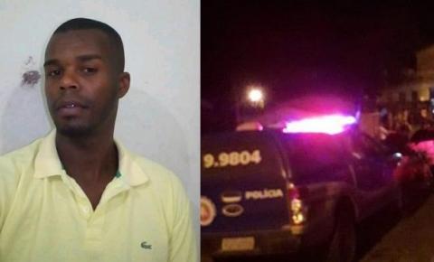 Homem é morto a tiros em Mundo Novo na noite deste domingo (7)
