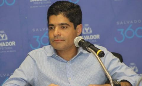 ACM Neto anuncia mudanças na equipe de governo nesta terça (9); Leo Prates deve ser confirmado na Saúde