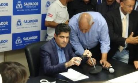 Sem surpresas, ACM Neto anuncia mudanças no secretariado; Prates assume Saúde