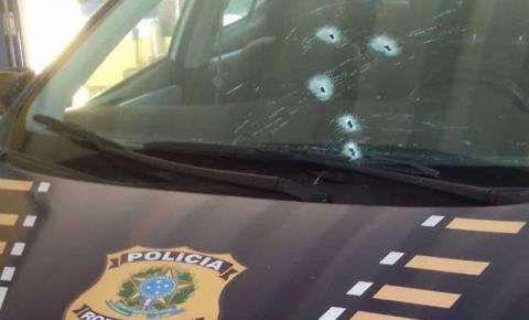 Policiais são baleados com tiros de fuzil durante operação contra roubo de carga