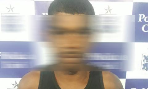 Polícia Civil de Mairi prende foragido da justiça