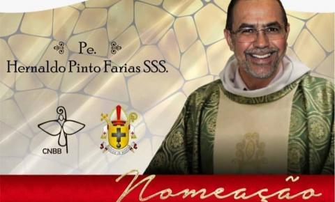Papa Francisco nomeia bispo para a diocese de Bonfim na Bahia