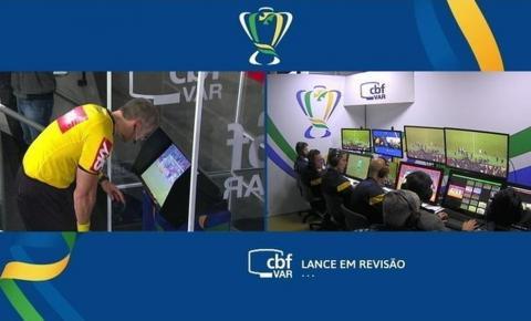 Serrolandense Cley de Reizinho será um dos árbitros de vídeo após CBF alterar árbitros do VAR para Flamengo x Athletico