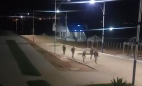 ALUNO SURTA E QUEBRA COMPUTADORES NA FACULDADE AGES EM SENHOR DO BONFIM
