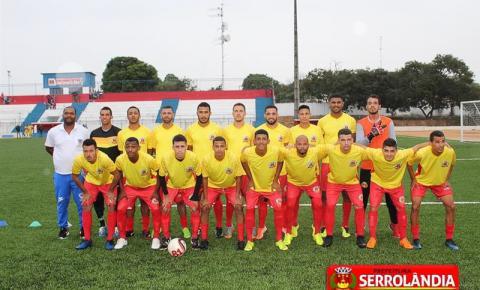 Prefeitura realiza amistosos de futebol em comemoração aos 57 anos de Emancipação Politica de Serrolândia