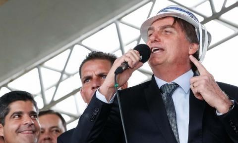 Bolsonaro anuncia duplicação do Anel de Contorno em Feira de Santana