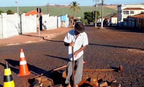 Recuperação de pavimento logo após intervenção na via é obrigado por lei em Serrolândia