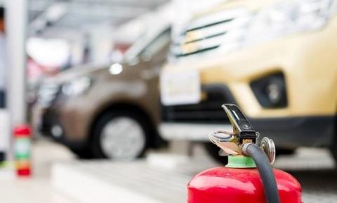 CTFC discute se extintor de incêndio deve voltar a ser obrigatório nos carros