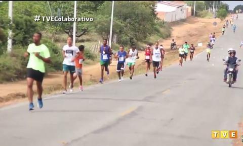 Corrida 23 de julho em Serrolândia é destaque na TVE: Vídeo
