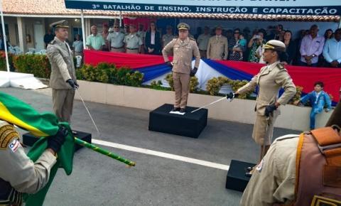 Unidades de Juazeiro realizam passagem do comando da Rondesp