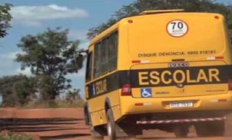 Motorista é preso suspeito de estuprar criança de 10 anos em transporte escolar