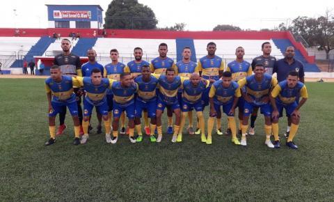 Com gols de Galinho e Matheus Seleção de Serrolândia vence time profissional do Independente de Sergipe em jogo amistoso