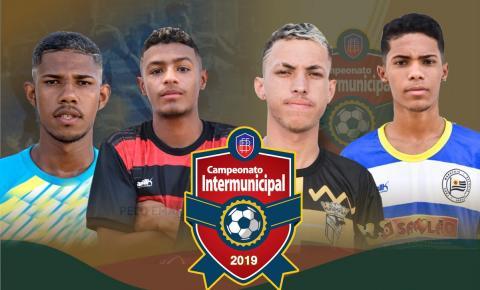 Quatro jogadores de Serrolândia disputarão Campeonato Intermunicipal 2019
