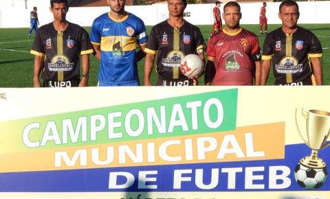 Força Jovem e Leônico empatam sem gols pelo Campeonato Municipal de Várzea do Poço