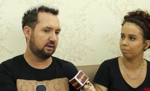 Quixabeirense Edy Rios é entrevistado no BNews e explica processo de transição capilar; assista