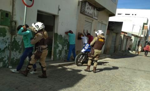 ROTAM GARANTE SEGURANÇA NAS FEIRAS LIVRES DA REGIÃO