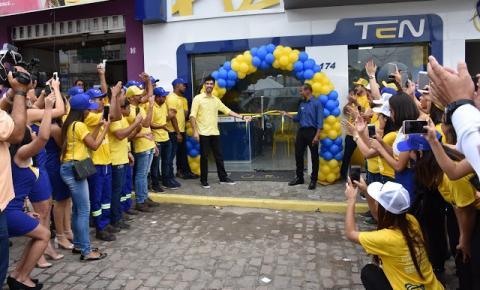 A Technet agora é Ten Internet e inaugura nova sede no centro de Capim Grosso