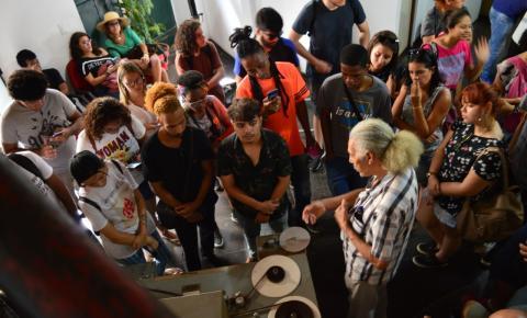 Diretoria de Audiovisual (DIMAS) celebra 45 anos de difusão, memória e fomento do Audiovisual baiano