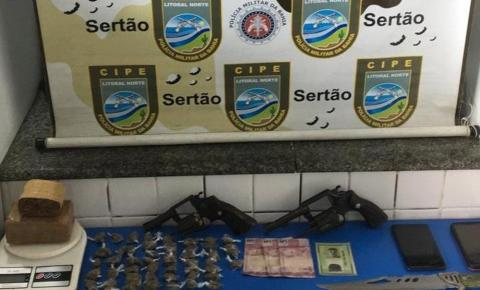 Suspeito de envolvimento em 30 homicídios, jovem de 19 anos e comparsa morrem em troca de tiros com policiais na Bahia