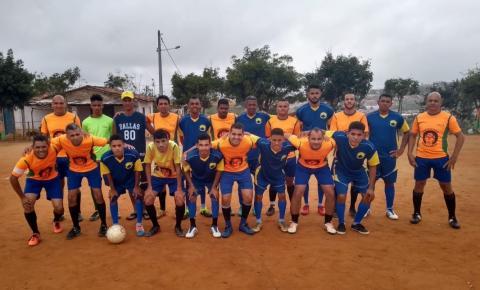 Jovens da Igreja Adventista do Sétimo dia de Serrolândia participam da 3º copa Advir de futebol Society