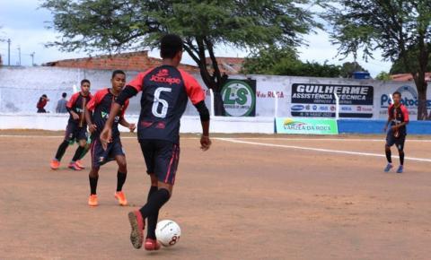 Seleção sub-15 conquista vitória fora de casa pela Copa Jacuípe