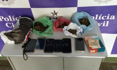 Quatro suspeitos de tráfico são mortos e sete são presos durante operação policial na Bahia