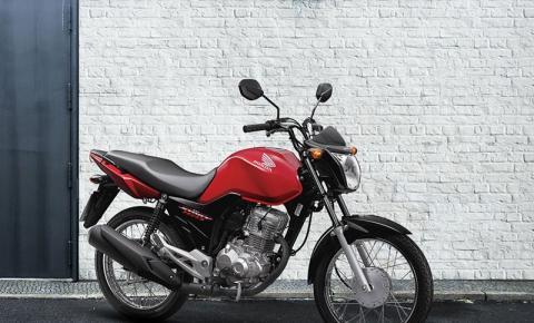 Moto é tomada de assalto na manhã deste sábado em Serrolândia