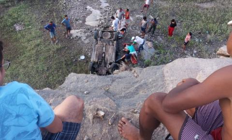 Um morre em greve acidente na cidade de São José do Jacuípe