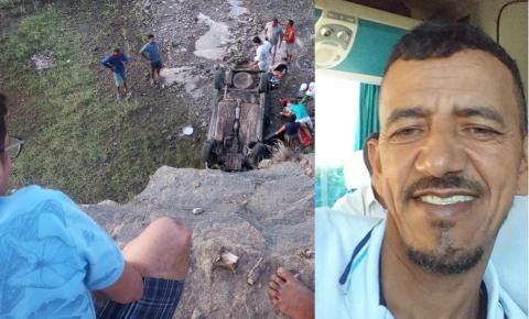 Vítima de grave acidente em São José do Jacuípe é identificado.